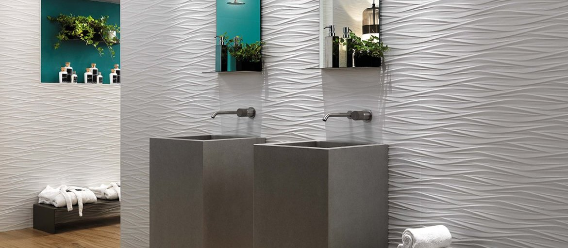 Atlas Concorde 3D Wall Design tegels